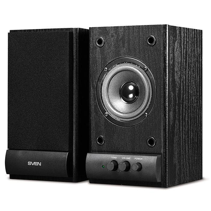 Колонки акустические Sven SPS-607 Black