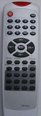 Пульт для телевизора Rolsen KEX1D-C23