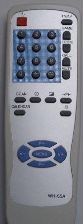 Пульт для телевизора Rolsen WH-55A
