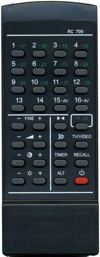 Пульт для телевизора Sanyo RC700
