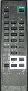 Пульт для телевизора Sony RM-687C