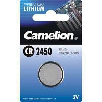 Батарейки Camelion CR2450 1шт
