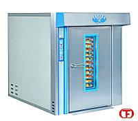 Ротационная печь на топливных пеллетах Trezza Forni RCA 60/80