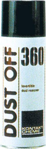 Сжатый воздух DUST OFF 360 200мл  Kontakt Chemie
