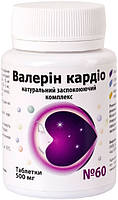Валерин кардио таб. 500 мг № 60 Витера, Украина