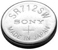 Батарейки Sony SR712SW (346) 1шт