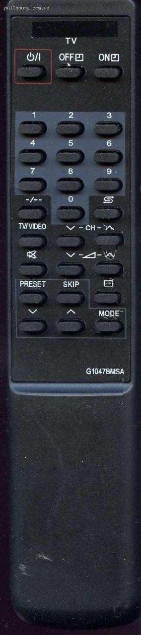 Пульт для телевизора Sharp G1047B