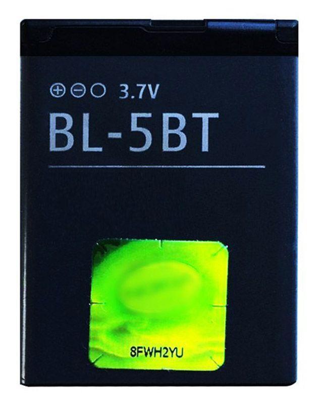 Аккумулятор Nokia BL-5BT / BMN6273 (800 mAh)  ExtraDigital