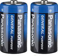 Батарейка Panasonic D (LR20) General Purpose 2шт (R20BER/2P)