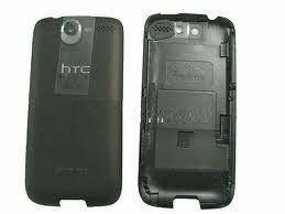 Задняя крышка корпуса HTC A8181 Desire Original Coffee