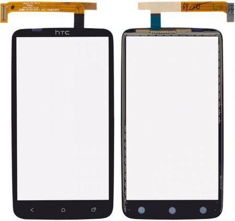 Сенсор (тачскрин) HTC One X S720e G23, One XL X325 G23, One X+ S728e Black