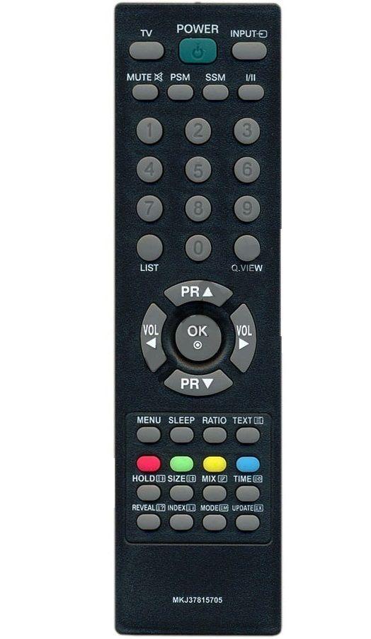 Пульт для телевизора Lg MKJ37815705 LCD