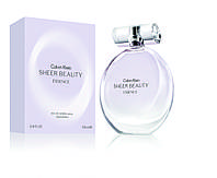 Женская туалетная вода Calvin Klein Sheer Beauty Essence  100 ml (Кельвин Кляйн Бьюти Шер Эссенс)