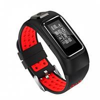 Фитнес-браслет Supero Db10 Gps Красный (FqXs57577)