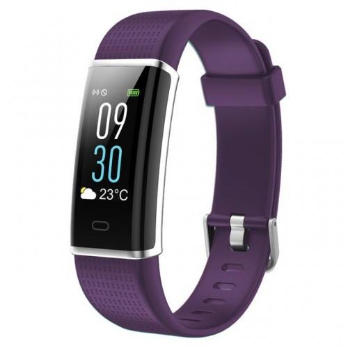 Умный Фитнес Браслет Supero Smart Band Id130 C Фиолетовый (hub_SurF79279)