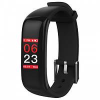 Умный фитнес-браслет Supero Smart Band P1 Черный (QcMs29527)