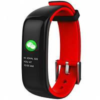 Умный фитнес-браслет Supero Smart Band P1 Красный (Amxa57838), фото 1