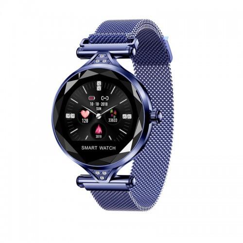 Умный фитнес-браслет Supero Smart Band H1 Синий (bxZt94129)