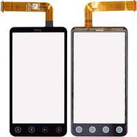 Сенсор (тачскрин) HTC EVO 3D X515m G17 Black