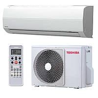 Кондиционер бытовой Toshiba RAS-24SKHP-ES2/RAS-24S2AH-ES2