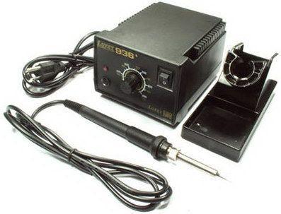 Паяльная станция электрическая Lukey 936+ (Паяльник, 60Вт)