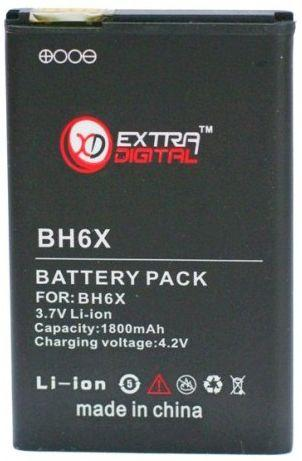 Аккумулятор Motorola MB860 ATRIX 4G / BH6X / BMM6257 (1800 mAh) ExtraDigital