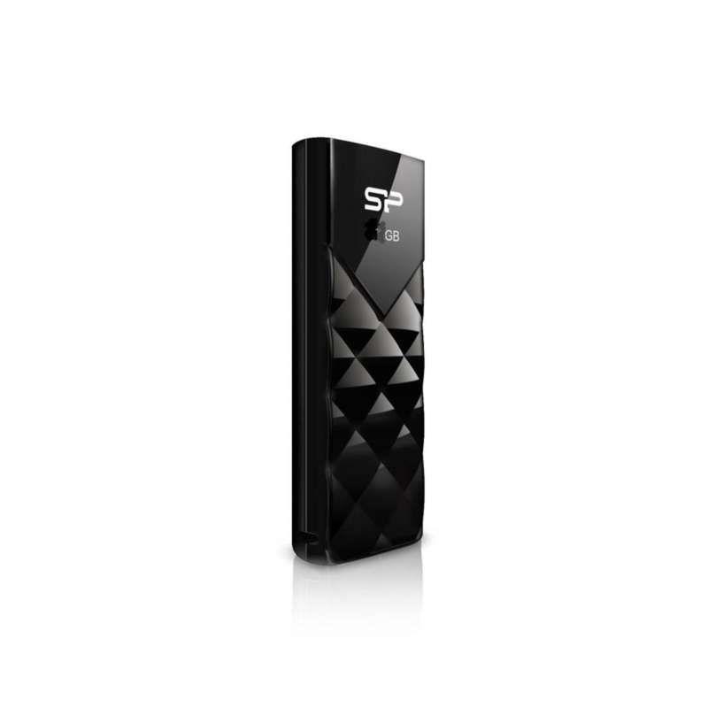 Флешка USB Silicon Power 32Gb Ultima U03 (SP032GBUF2U03V1K) Black