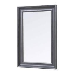 ИКЕА (IKEA) ХЕМНЭС, 504.166.19, Зеркало, серое пятно, 60x90 см