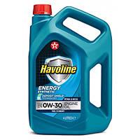 TEXACO Havoline Energy 0W-30, Моторное масло, 4 л