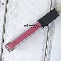 Матова рідка помада Aden Cosmetics Liquid Lipstick 20 американська краса