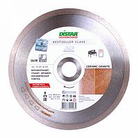 Круг алмазный отрезной Distar 1A1R Bestseller Ceramic granite (250x1.7x10x25.4 мм)