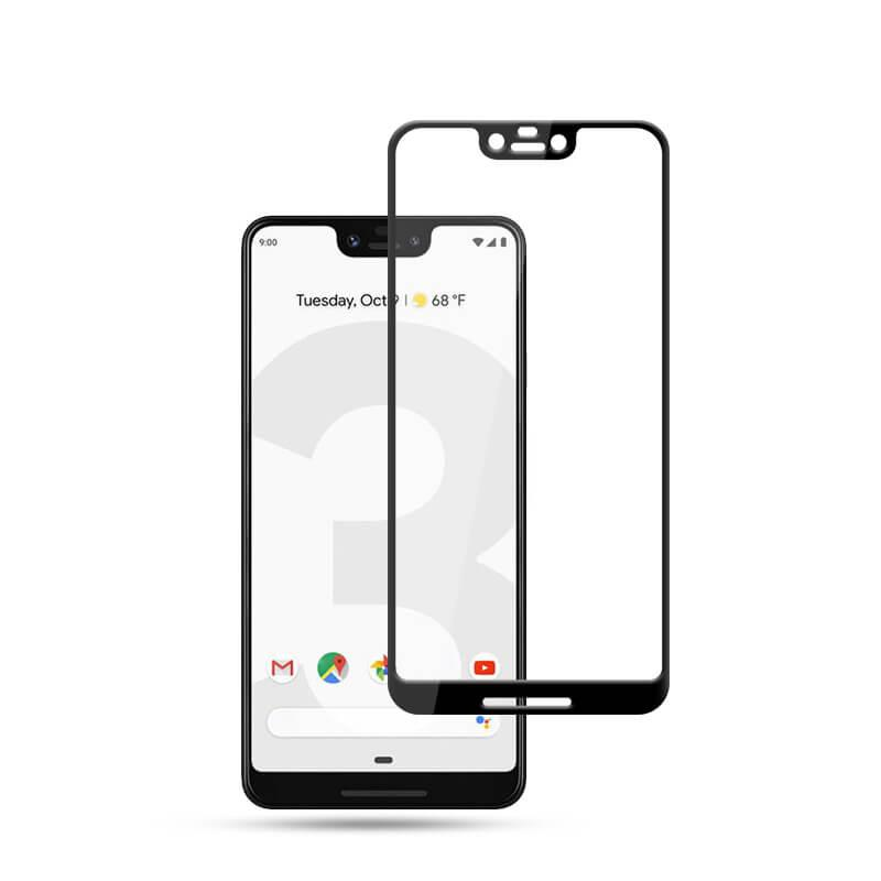 Mocolo Google Pixel 3 XL (GG2973) 3D Curved Full Cover Tempered Glass Защитное Стекло