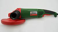 Углошлифовальная машинка Sparky MA 2000 HD (Зелёный)