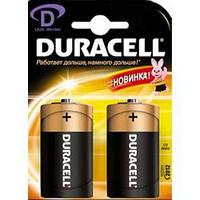 Батарейки Duracell D (LR20) 2шт (81483648)