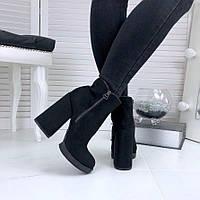 Осенние женские  ботинки, фото 1