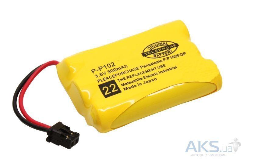 Аккумулятор для радиотелефона MastAK P-P102 3,6v 550mAh