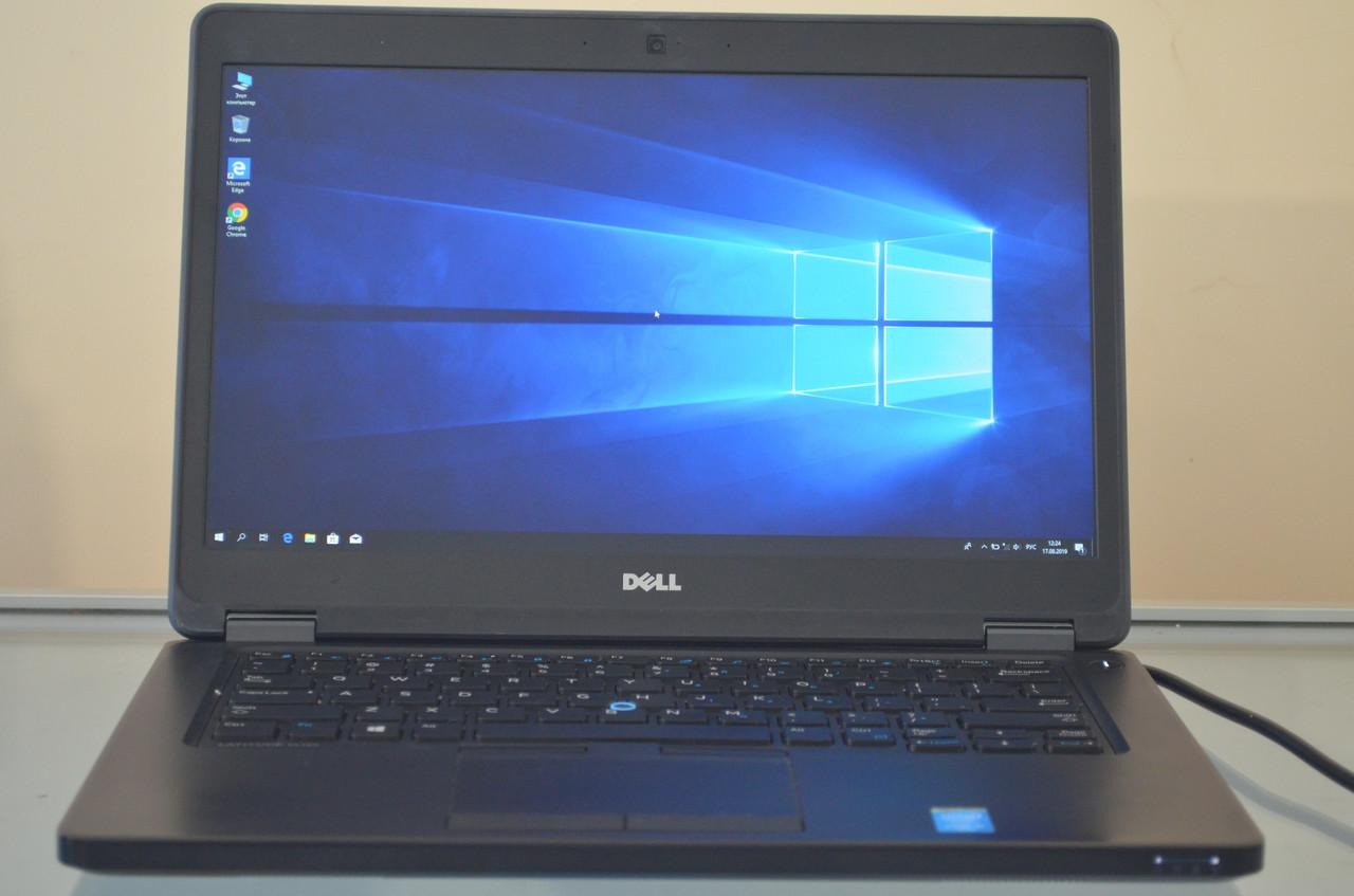 Ноутбук Dell Latitude E5450 Intel Core i5 / 4Gb / HDD 500Gb
