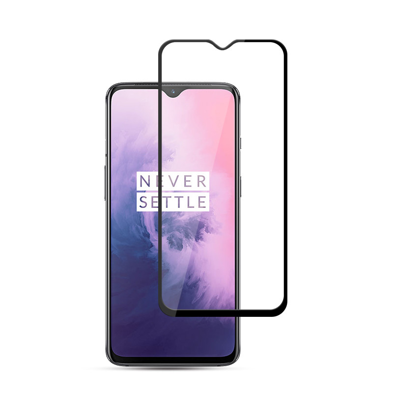 Mocolo OnePlus 7 (YJ4303) 2.5D Curved Full Cover Tempered Glass Защитное Стекло