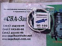Ремкомплект гидроцилиндра ЦС100 МТЗ ЮМЗ-6 Ц100х200-3 старого образца