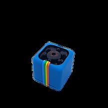Мини камера SQ11 1920*1080P Full HD синяя, фото 2