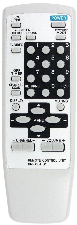 Пульт для телевизора JVC AV-2116EE-SK (13113)