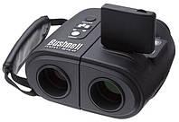 Бинокль Bushnell Instant replay 180833, 8х32 с видеокамерой 3,2 мп, черный