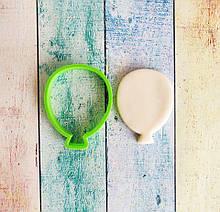 Формочка-вирубка для пряника Кулька