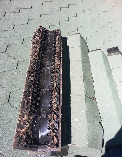 Демонтаж конькововго вентиля для ревизии.