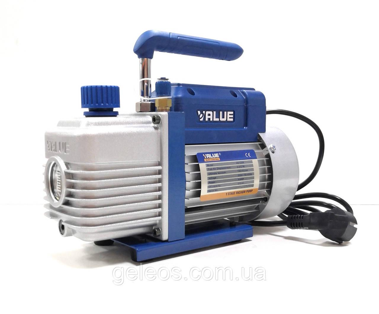 Вакуумный насос VE 125 N VALUE (1 ступ.70 л/мин.)