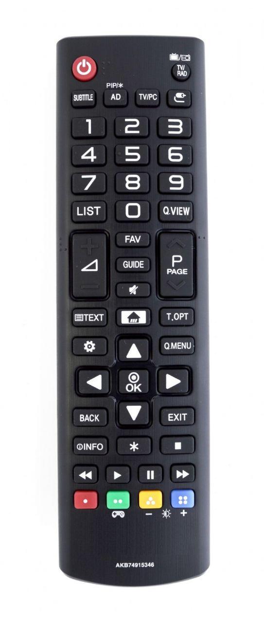 Пульт для телевизора Lg 24LH450U (332499)