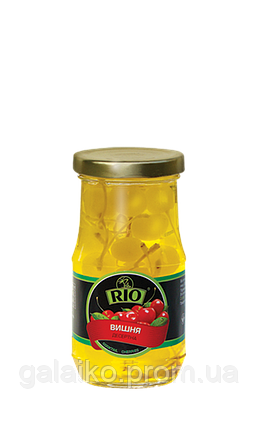 """Вишня десертная жёлтая """"Рио"""" 240мл, фото 2"""