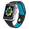 Смарт-часы Smart Watch M3 Original Черно-синие