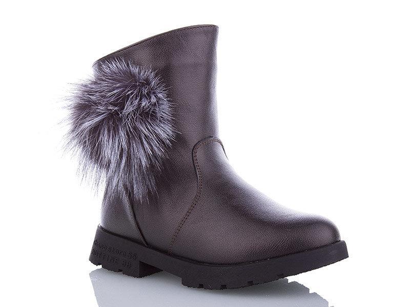 Демисезонные ботинки Lilin , с 32 по 37 размер, 8 пар