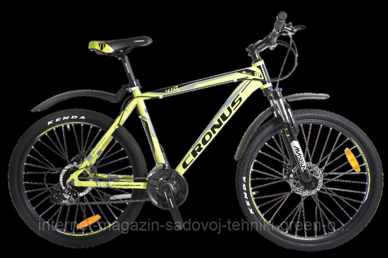 Велосипед Cronus Holts 3.0 26″, алюминиевая рама (Франция) оригинал